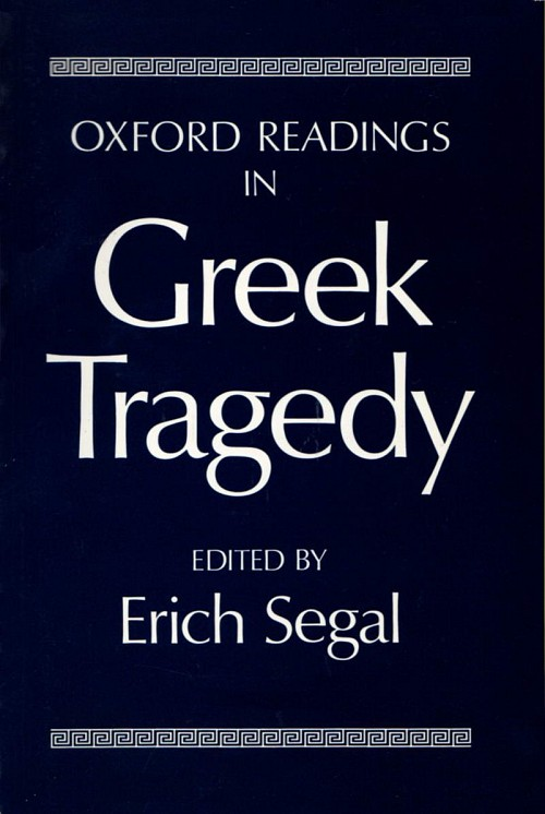 Oxford readings in Greek Tragedy (Χαρτόδετο)